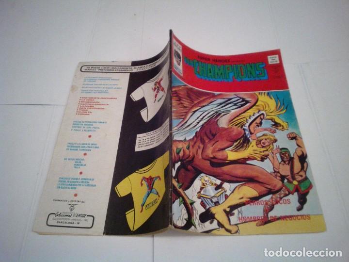 Cómics: SUPER HEROES - VERTICE - VOLUMEN 2 - NUMERO 75 - GORBAUD - CJ 99 - Foto 6 - 145329118