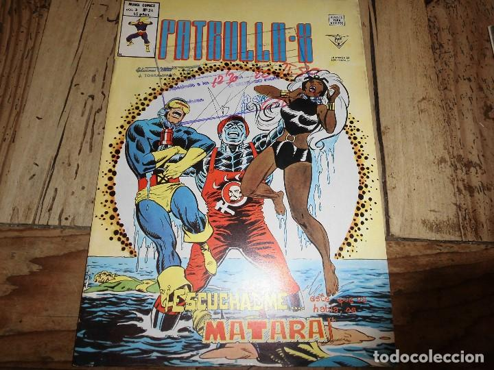 PATRULLA X Nº 34 V 3 VERTICE MUNDI COMICS (Tebeos y Comics - Vértice - Super Héroes)