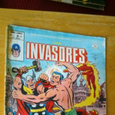 Cómics: VERTICE. SELECCIONES MARVEL V-1 Nº43. INVASORES. Lote 147687036