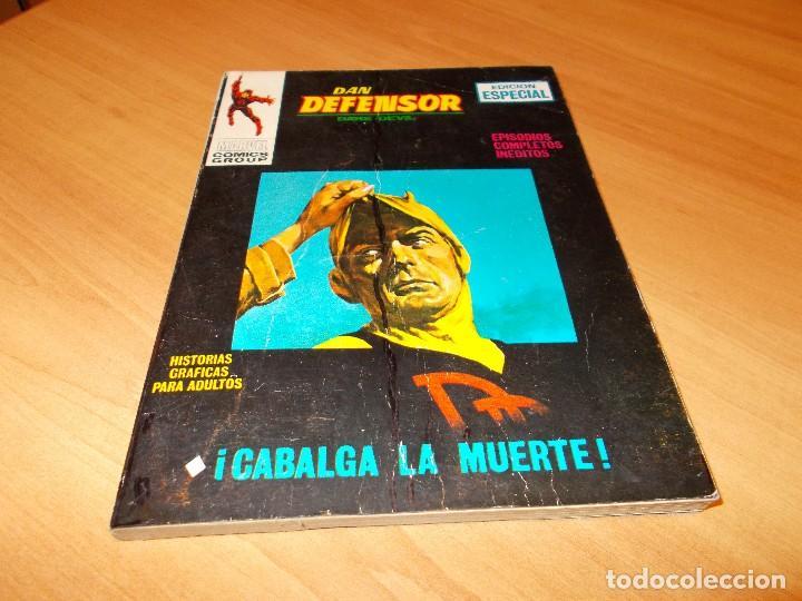 DAN DEFENSOR V.1 Nº 23 (Tebeos y Comics - Vértice - Dan Defensor)