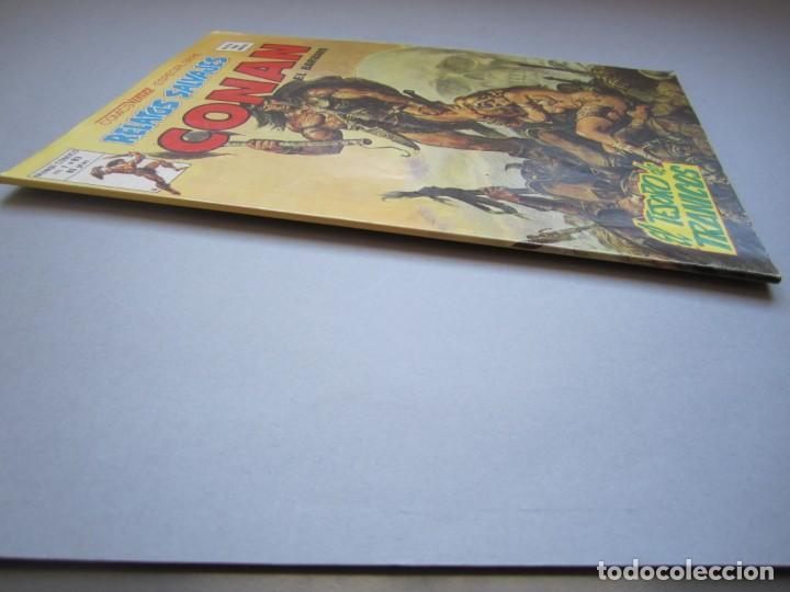 Cómics: RELATOS SALVAJES (1974, VERTICE) 83 · 15-XII-1980 · EL TESORO DE TRANICOS - Foto 3 - 145541722