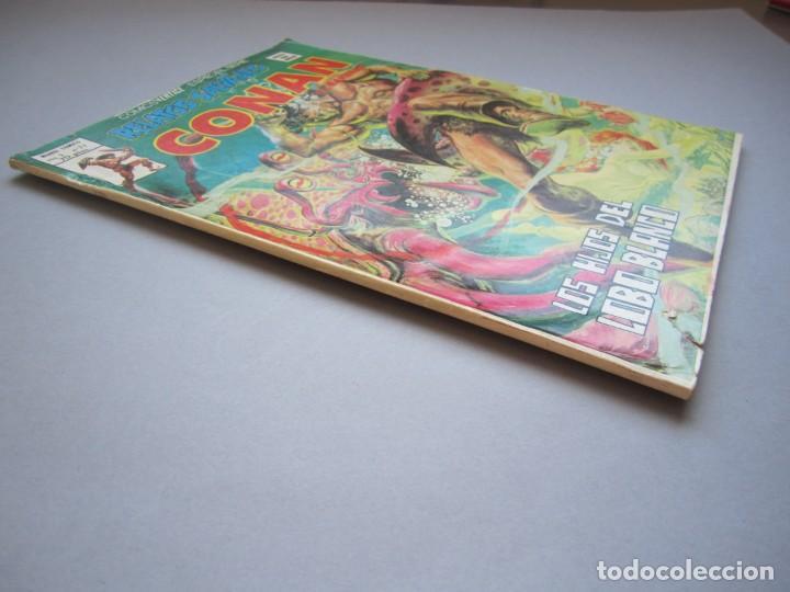 Cómics: RELATOS SALVAJES (1974, VERTICE) 77 · 15-IV-1980 · LOS HIJOS DEL LOBO BLANCO - Foto 3 - 145555818