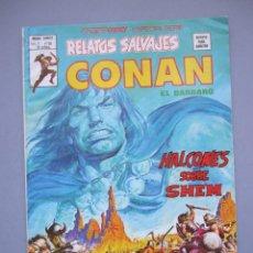 Cómics: RELATOS SALVAJES (1974, VERTICE) 76 · 30-III-1980 · HALCONES SOBRE SHEM. Lote 145555834
