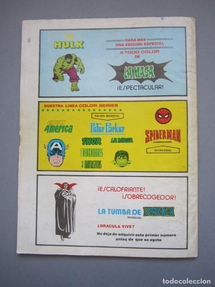 Cómics: RELATOS SALVAJES (1974, VERTICE) 74 · 28-II-1980 · EL CUBIL DEL GUSANO DE HIELO - Foto 2 - 145555862
