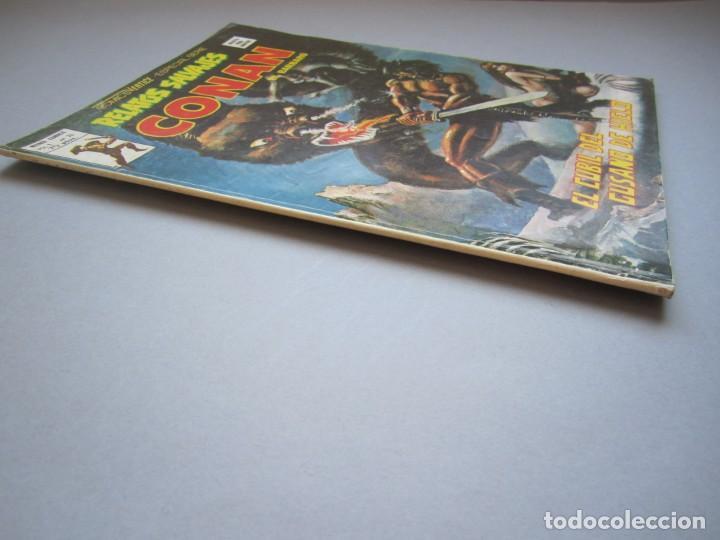 Cómics: RELATOS SALVAJES (1974, VERTICE) 74 · 28-II-1980 · EL CUBIL DEL GUSANO DE HIELO - Foto 3 - 145555862
