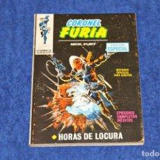 Cómics: CORONEL FURIA Nº 3 (HORAS DE LOCURA) - EDICIONES VÉRTICE. Lote 145620946