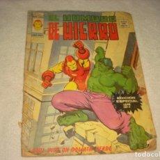 Cómics: EL HOMBRE DE HIERRO. EDICION ESPECIAL 1977.. Lote 145627778