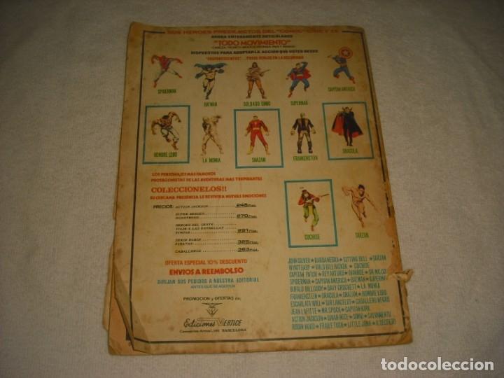 Cómics: EL HOMBRE DE HIERRO. EDICION ESPECIAL 1977. - Foto 2 - 145627778