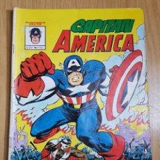 Comics: VERTICE - TEBEO - CAPITAN AMERICA - Nº 2 VUELO LOCO! - 90PTAS - 1981. Lote 145678194
