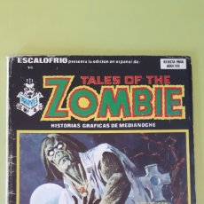 Cómics: TALES OF THE ZOMBIE VERTICE N 4. Lote 145821341