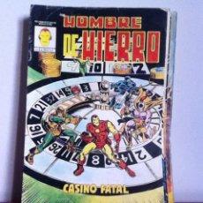 Cómics: HOMBRE DE HIERRO N 4 MUNDICOMICS. VÉRTICE. Lote 145926801