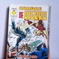 Cómics: HOMBRE DE HIERRO N 5. MUNDICOMICS. VÉRTICE. Lote 145926885
