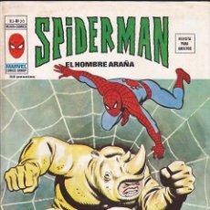 Cómics: COMIC COLECCION SPIDERMAN VOL.3 Nº 20. Lote 145961338