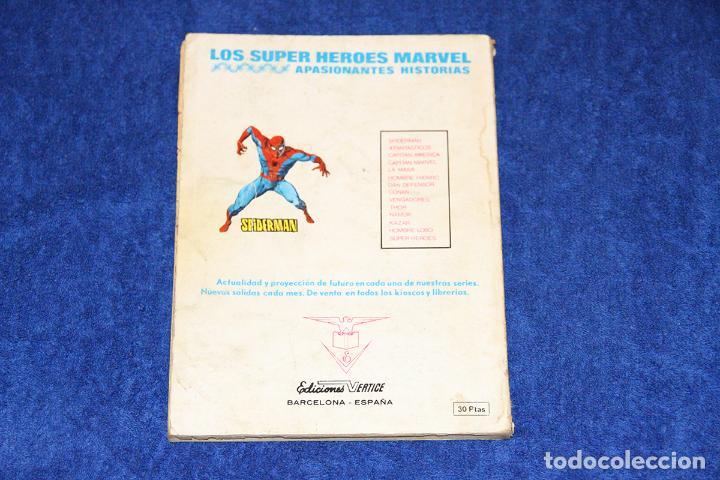 Cómics: THOR Nº 39 (THOR CONTRA ODIN) EDICIONES VÉRTICE (1970) - Foto 2 - 146118926