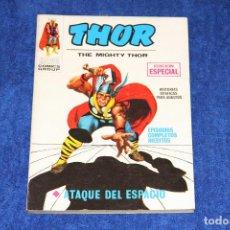 Cómics: THOR Nº 3 (ATAQUE DEL ESPACIO) EDICIONES VÉRTICE (1970). Lote 146119046