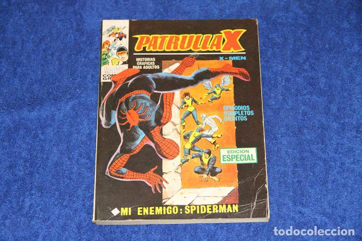 PATRULLA X Nº 16 (MI ENEMIGO: SPIDERMAN) EDICIONES VÉRTICE (1970) (Tebeos y Comics - Vértice - Patrulla X)