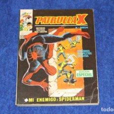 Cómics: PATRULLA X Nº 16 (MI ENEMIGO: SPIDERMAN) EDICIONES VÉRTICE (1970). Lote 146122094