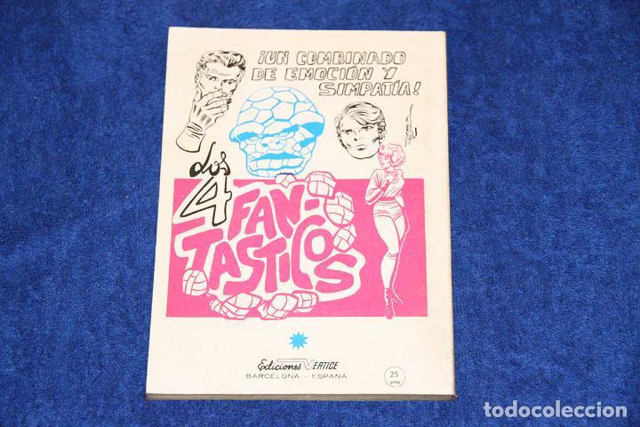 Cómics: PATRULLA X Nº 16 (MI ENEMIGO: SPIDERMAN) EDICIONES VÉRTICE (1970) - Foto 2 - 146122094