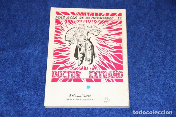 Cómics: DAN DEFENSOR Nº 14 (D.D. MUERE PRIMERO) EDICIONES VÉRTICE (1970) - Foto 2 - 146126810