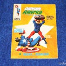 Cómics: CAPITAN AMÉRICA Nº 14 (BUCKY… RENACIDO) EDICIONES VÉRTICE (1970) . Lote 146127718