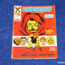 Cómics: LOS 4 FANTÁSTICOS Nº 20 (BATALLA EN EL EDIFICIO BAXTER) EDICIONES VÉRTICE (1971). Lote 146128066