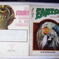Cómics: COMICS: FANTOM Nº 1. RELATOS ESCALOFRIANTES. EPISODIOS COMPLETOS INEDITOS. Lote 162156289