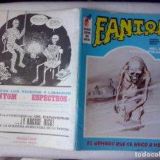 Fumetti: COMICS: FANTOM Nº 4. RELATOS ESCALOFRIANTES. EPISODIOS COMPLETOS INEDITOS (ABLN). Lote 162156310