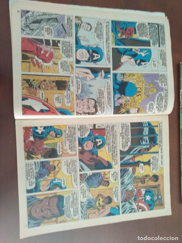 Cómics: COMIC EL CAPITAN AMERICA DE MUNDI COMICS VOLUMEN 3 NÚMERO 43. COMICS VÉRTICE ADULTOS COLOR SERIES. - Foto 4 - 146219018