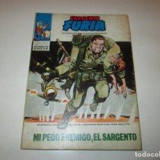 Cómics: VERTICE ~ SARGENTO FURIA ~ VOL 1 Nº 10. Lote 146226534