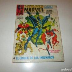 Cómics: VERTICE ~ HEROES MARVEL ~ VOL 1 Nº 1. Lote 146227366