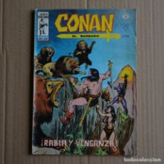 Cómics: CONAN EL BARBARO, Nº 29, V.2. VERICE. LITERACOMIC. C1. Lote 146388866
