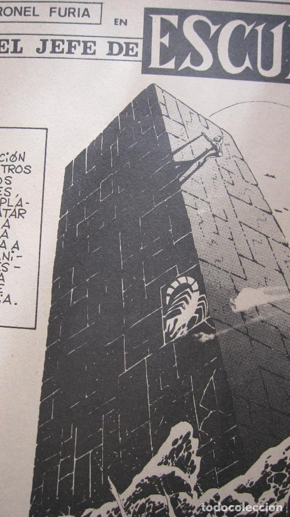 Cómics: VERTICE:DAN DEFENSOR,NAMOR,ESTELA PLATEADA,CORONEL FURIA,CAPITAN MARVEL,LA MASA.NUMEROS 1 - Foto 23 - 146414034