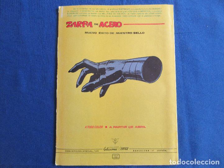 Cómics: ESCALOFRIO presenta: LA TUMBA DE DRACULA - VOL. 2 N.º 4 - VERTICE 1981 MUNDI COMICS - Foto 2 - 146496922