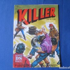 Cómics: KILLER N.º 8 - DALMAU SOCIAS 1981 COMICS DS EDITORS. Lote 146529490