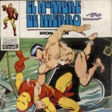 Cómics: EL HOMBRE DE HIERRO VOL.1 28 : EL ATAQUE DE NAMOR. Lote 146558790