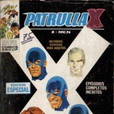Cómics: PATRULLA X Nº 10 LA CIUDAD EN PELIGRO. Lote 146560674
