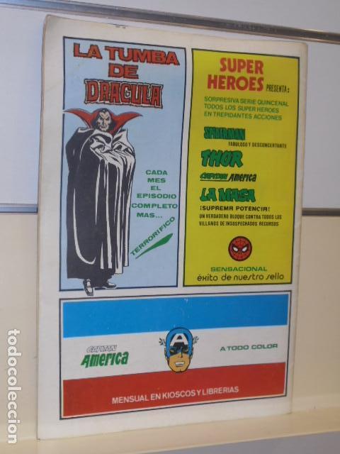 Cómics: SUPER HEROES PRESENTA VOL. 2 Nº 123 SPIDER-MAN Y LA PANTERA NEGRA - VERTICE - Foto 2 - 146666082