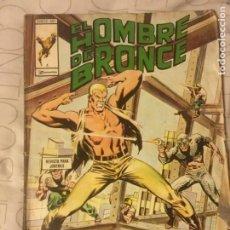 Cómics: HOMBRE DE BRONCE. Lote 146684674