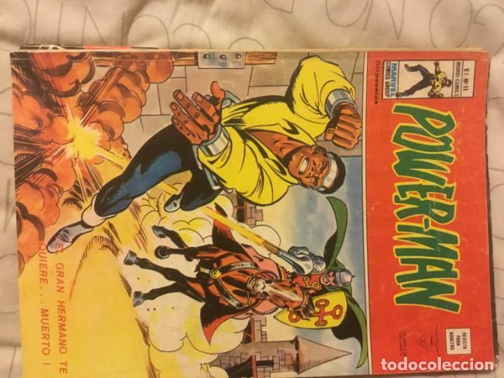 Cómics: Powerman 10 comics - Foto 3 - 146685346