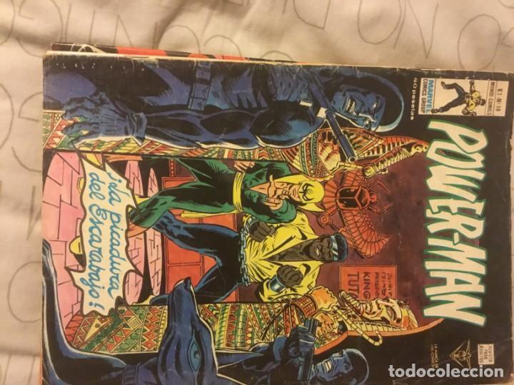 Cómics: Powerman 10 comics - Foto 4 - 146685346