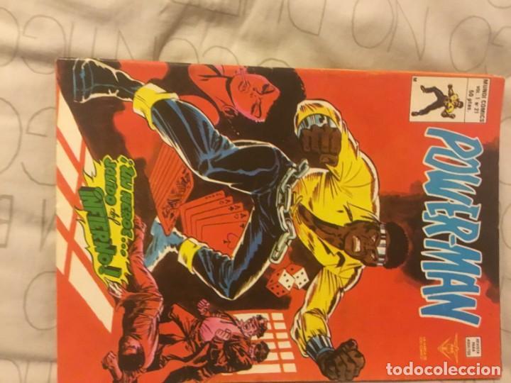 Cómics: Powerman 10 comics - Foto 6 - 146685346