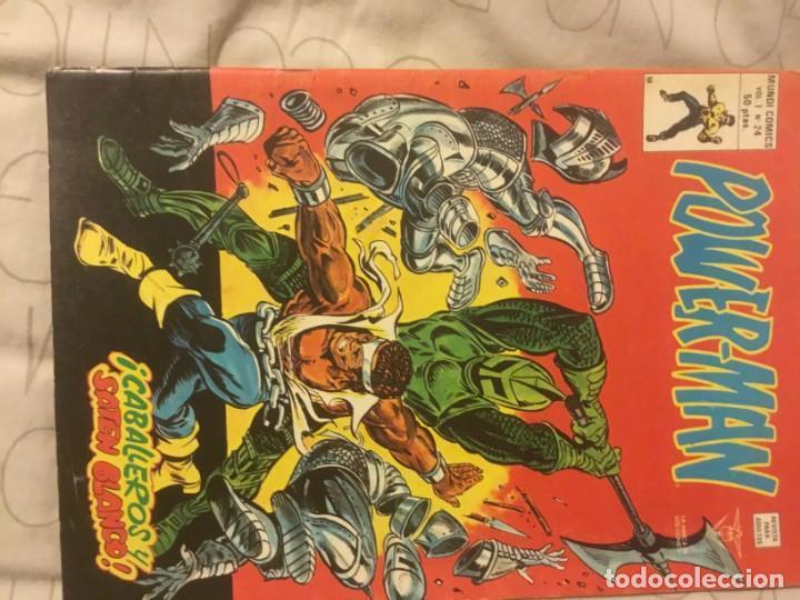 Cómics: Powerman 10 comics - Foto 8 - 146685346