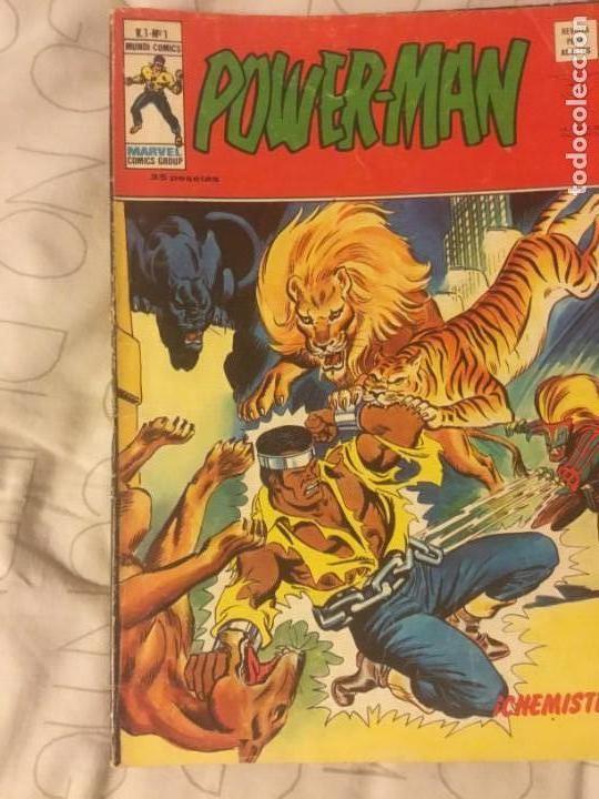 Cómics: Powerman 10 comics - Foto 2 - 146685346