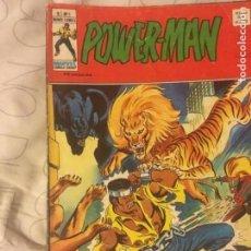 Cómics: POWERMAN 10 COMICS. Lote 146685346