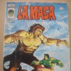 Cómics: LA MASA Nº 30 VOL. 3 -ED. VÉRTICE. Lote 146697766