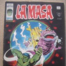 Cómics: LA MASA Nº 31 VOL. 3 -ED. VÉRTICE. Lote 146697806
