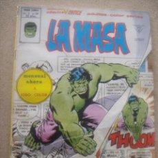 Cómics: LA MASA Nº 36 VOL. 3 -ED. VÉRTICE. Lote 146697950