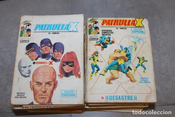 PATRULLA X VOLUMEN 1 COLECCION COMPLETA 32 NUMEROS VERTICE (Tebeos y Comics - Vértice - Patrulla X)