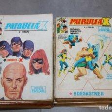 Cómics: PATRULLA X VOLUMEN 1 COLECCION COMPLETA 32 NUMEROS VERTICE. Lote 146705486