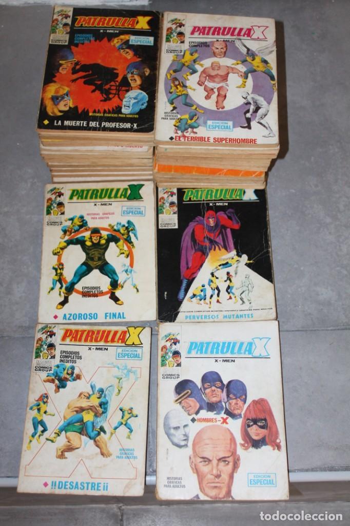 Cómics: Patrulla X volumen 1 coleccion Completa 32 numeros Vertice - Foto 3 - 146705486